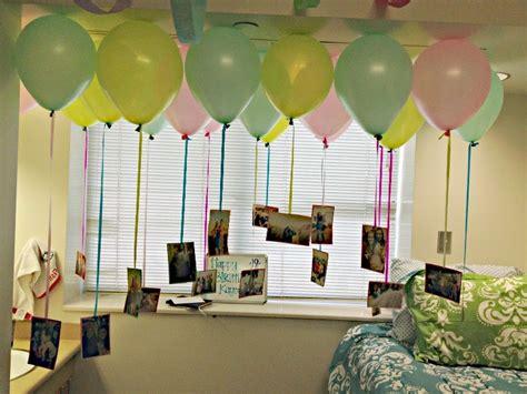 birthday room decoration is birthday decorations