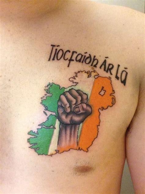 ar tattoo tiocfaidh 225 r l 225 and awesome