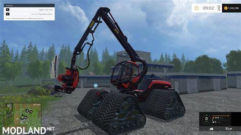 Motorrad Cing Equipment by King Timber Mod For Farming Simulator 2015 15 Fs