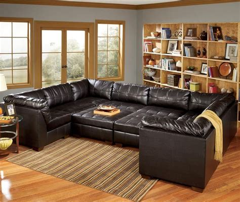 san marco sectional san marco 10 piece u shaped sectional by signature