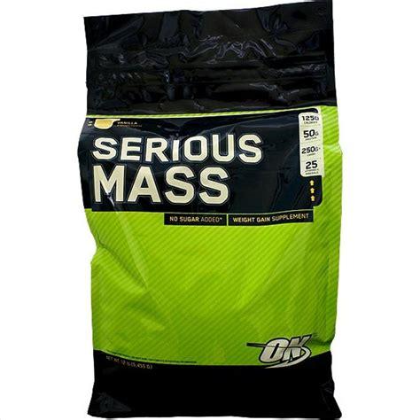 Premium Mass 12lbs Gain Your Size And optimum nutrition seriousmass 12lbs mass gainer