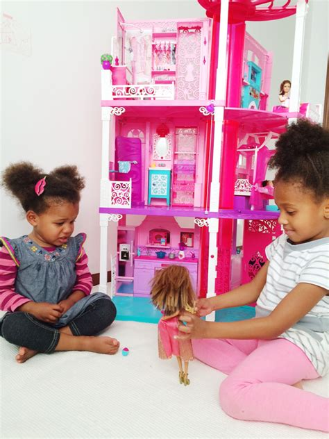 barbie dream house movie my daughter a future film producer in the making