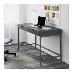 How To Install Ikea Desk L Alex Desk Grey 131x60 Cm Ikea
