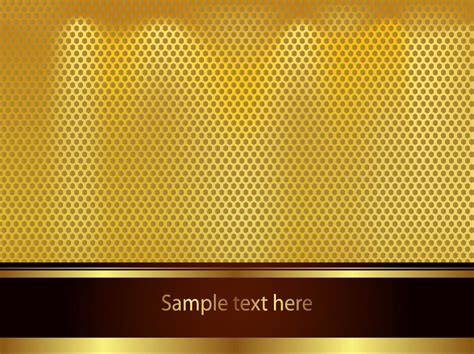 Free Vector Gold Background Vector Art Graphics | gold background vector vector art graphics freevector com