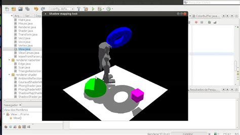 java swing 2d graphics java 3d from scratch shadow mapping test 1 youtube