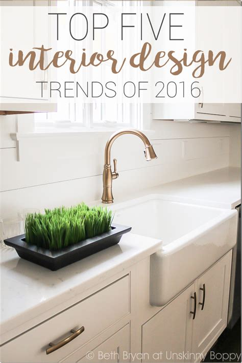 top interior design trends 2016 top five trends from the 2016 parade of homes unskinny boppy