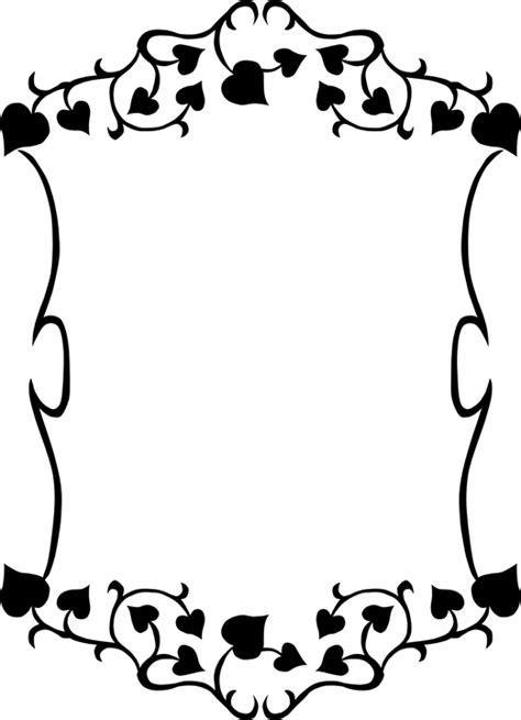 transparent name card template ชายแดน ไม เล อย ใบ 183 free vector graphic on pixabay