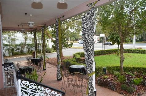 ivy house ocala front patio picture of ivy house ocala tripadvisor