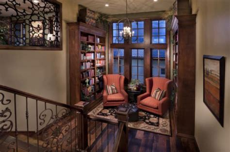 10 Outstanding Home Library Design Ideas 10 Staircase Landings Featuring Creative Use Of Space