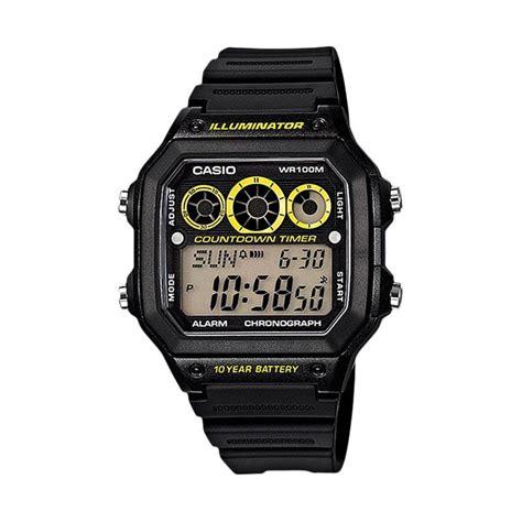 Jam Tangan Pria Casio Digital Ae 1000wh 2av Original harga jam tangan casio ae 1300 mobil you