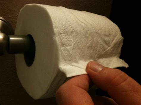 Make Toilet Paper - toilet paper rolls easier to use the ui observatory