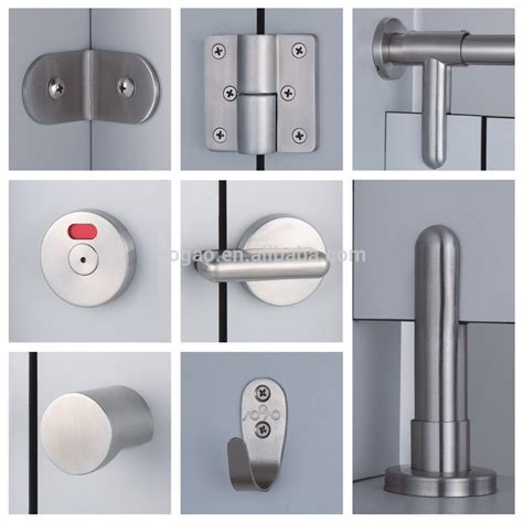bathroom partition accessories toilet partition door lock with indicator buy toilet