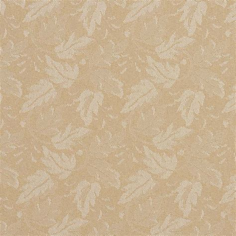 A Grade Upholstery by Beige Leaves Crypton Contract Grade Upholstery Fabric By