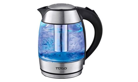 Lu Led Model Coklat Tumpah Cup 2 29 for a todo health model 1 8l cordless led glass kettle with infuser filter and 360 176 rotating
