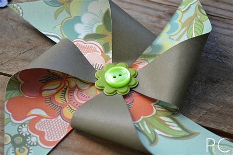 How To Make Tissue Paper Pinwheels - 5 diy paper projects i want to try key lime digital designs