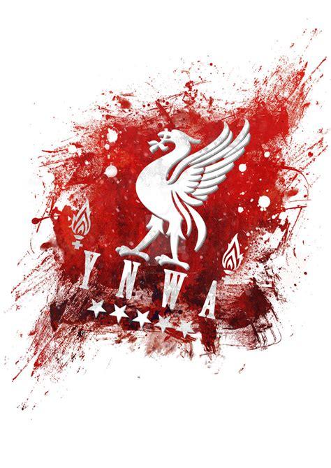 liverpool liverbird logo by titchthejoker on deviantart