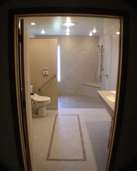 handicap accessible bathrooms handicap accessible gt projects gt bender construction company