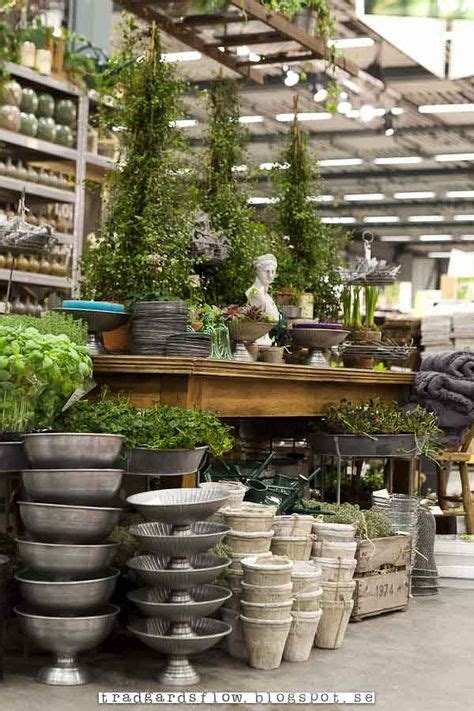 garden flower shop store fronts retail displays ideas on by