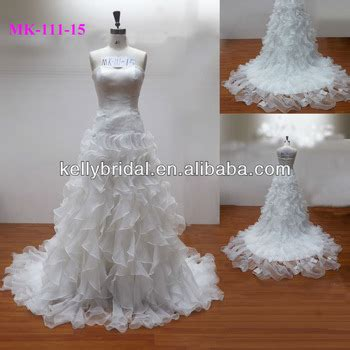 Satin Dress Import Dress Anak Import import satin complex organza skirt with wedding dresses bridal gowns buy wedding
