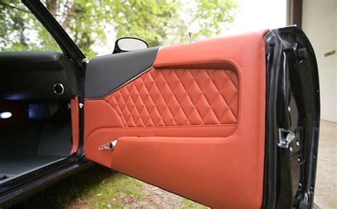 Door Panel Upholstery jng creations custom 1969 chevrolet camaro