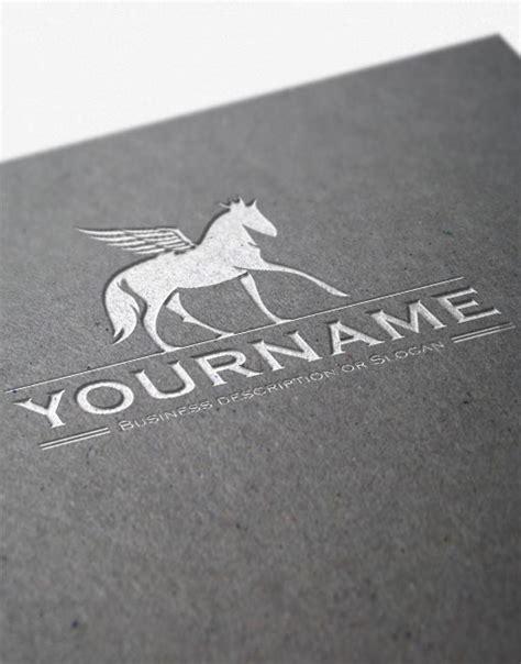 exclusive logo design templates exclusive logo design pegasus logo images