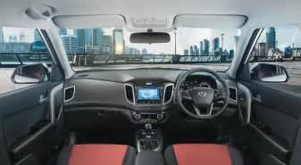 interior colors 2017 2017 hyundai creta with dual tone color option interior