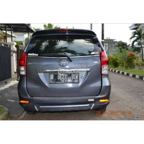 Avanza 1 3 G Manual toyota avanza 1 3 g manual grey surat lengkap dan