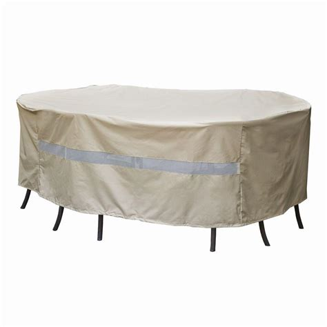 Patio Chair And Table Covers Covers by Hearth Garden Polyester Original Rectangular Patio Table