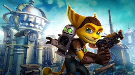 Ratchet Clank In Time Ps3 Reg 1 ratchet clank hd trilogy coming to ps vita in july