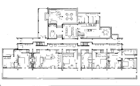 Design A House Floor Plan Unique Art Of Glendora Gallery Ink On Mylar Conceptual