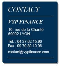 Cabinet De Conseil Lyon by Vyp Finance Conseiller Ind 233 Pendant En Gestion De