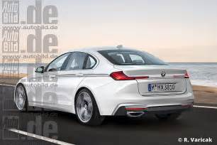 next bmw 3 series renderings show a radical design change