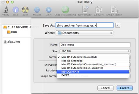 format file osx open fat formatted mac dmg files on a windows pc dmg