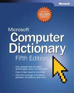 The microsoft computer dictionary fifth edition is designed to be a