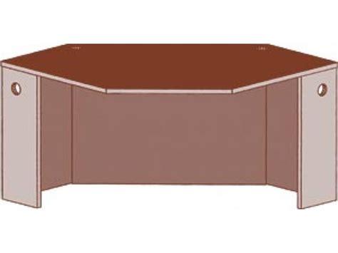 Corner Unit Desk Educational Edge Circulation Desk Corner Unit Eec 48303mm Circulation Desks