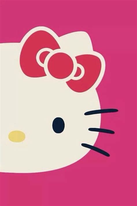 hello kitty iphone wallpaper pinterest hello kitty wallpaper for iphone wallpapersafari