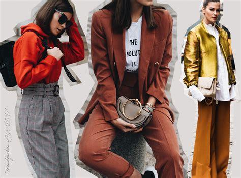 trendfarben 2018 mode die 10 mode trendfarben herbst und winter 2017 18