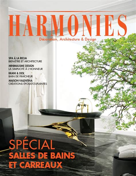 magazine design reference harmonies magazine quarterly devoted to decorating
