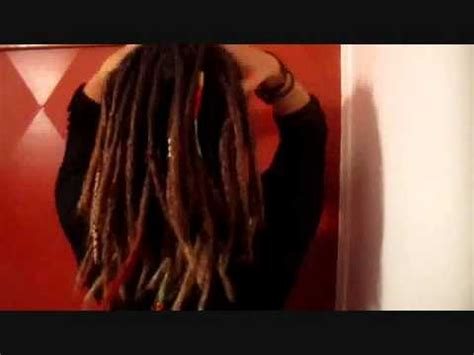 Hairstyles For Dreadlocks Youtube | dreadlock hairstyles youtube