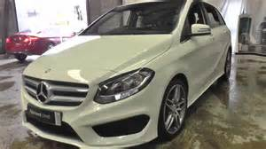 used 2016 mercedes b class b180d amg line 5dr for