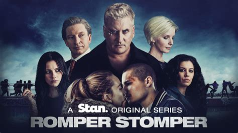 new show the new romper stomper tv series drops on new years day