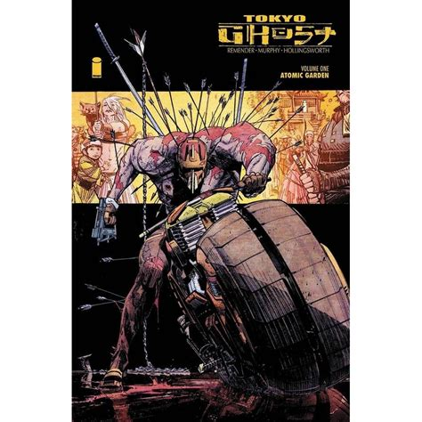 Tokyo Ghost Volume 2 tokyo ghost volume 1 atomic garden rick remender book