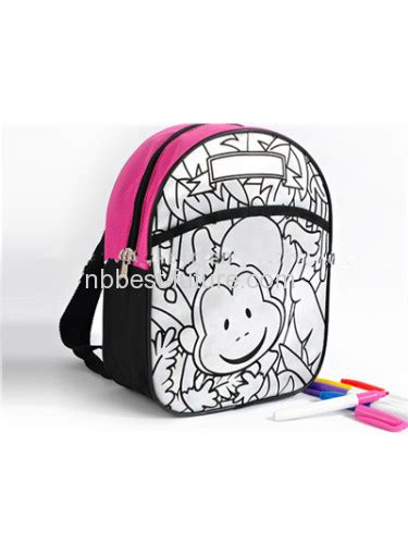 make your own school bag from china manufacturer ningbo