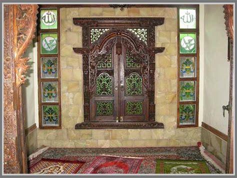 desain ruangan mushola inspirasi desain mushola di rumah