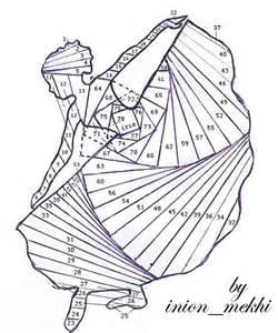 Iris Folding Template by 1000 Ideas About Faltung On Ziehharmonika