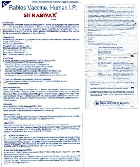 rabies vaccine schedule rabies vaccination schedule india travel forum indiamike