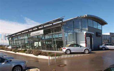 Audi Zentrum Traunstein by Intec Architektur Gmbh
