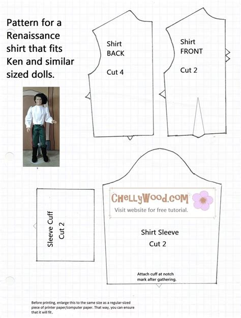 clothes pattern for ken doll the 51 best images about ken clothes patterns printable