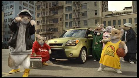 Hamster Kia Commercial Kia Soul This Or That Stills Photo Gallery