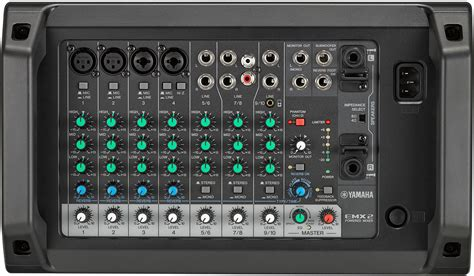 Power Mixer Lifier Yamaha yamaha emx 2 keymusic